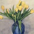 Yellow Tulips by Natasha Harsh