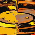 Yellow Vortex by Ian  MacDonald