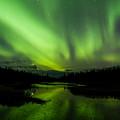 Yellowknife Aurora Series 12 by John McArthur