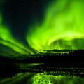 Yellowknife Aurora Series 7 by John McArthur