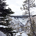 Yellowstone Canyon by Mary Haber