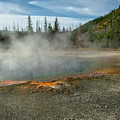 Yellowstone Colors #5 by Scott Read