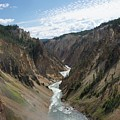 Yellowstone Grand Canyon by Ndp