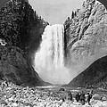 Yellowstone: Grand Falls by Granger