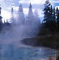 Yellowstone Haze by Nelson Strong