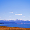 Yellowstone Lake by Brent Parks