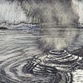 Yellowstone Lake by Dawn Senior-Trask