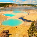 Yellowstone by Luke  Clarkson