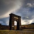 Yellowstone North Gate by Patrick  Flynn