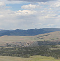 Yellowstone Panorama by Gregory Jeffries