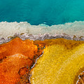 Yellowstone Pool by Grant Groberg