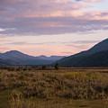 Yellowstone Sunset by Jennifer Ancker
