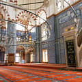 Yeni Cami Mosque by Emily M Wilson