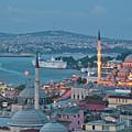 Yeni Camii by Salvator Barki