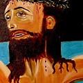 Yeshua by Rusty Woodward Gladdish