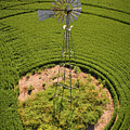 Yesterday's Windmill II by Sheryl Leas