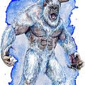 Yeti by Aaron Spong