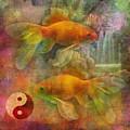 Yin Yang 2015 by Kathryn Strick
