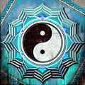 Yin Yang -  The Healing Of The Blue Chakra by Dirk Czarnota