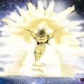 Yoda Budda by Subbora Jackson