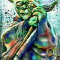 Yoda by Daniel Janda