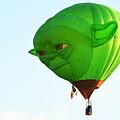 Yoda In The Sky by AJ Schibig