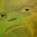 Yoda Selfie by Ken Figurski