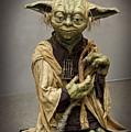 Yoda by Waldek Dabrowski