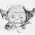 Yoda's Back Garden by Kevin Pigg