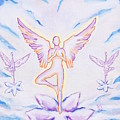Yoga Angels  by Sonya Ki Tomlinson