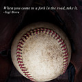 Yogi Berra Quote by David Patterson