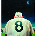 Yogi Bids Farewell by Gregg Hinlicky