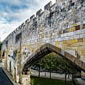 York City Roman Walls by Robert Gipson