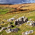 Yorkshire Dales Limestone Countryside by Martyn Arnold