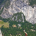 Yosemite Aerial View - California by Glenn McCarthy Art and Photography