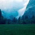 Yosemite Clouds II by Chris Gudger