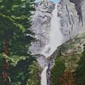 Yosemite Falls 1 by Ally Benbrook