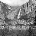 Yosemite Falls by Richard Verkuyl