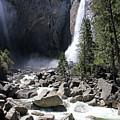 Yosemite Falls by Sierra Vance