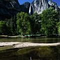 Yosemite Falls by Walt Sterneman