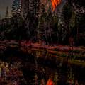 Yosemite Firefall 2015 by Michele  James
