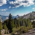 Yosemite Half Dome 0796 by Don Brown