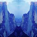 Yosemite Half Dome Mirror  by Kyle Hanson