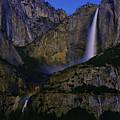 Yosemite Moonbow 2 by Raymond Salani III