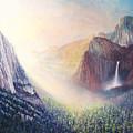 Yosemite Morning by Douglas Castleman