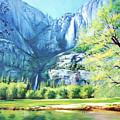 Yosemite Park by Conor McGuire