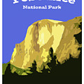Yosemite Poster by Bruce