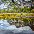 Yosemite Reflections Right by LeeAnn McLaneGoetz McLaneGoetzStudioLLCcom