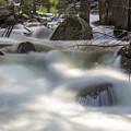 Yosemite Stream Long Exposure by John McGraw