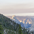 Yosemite Sunrise by Angie Schutt